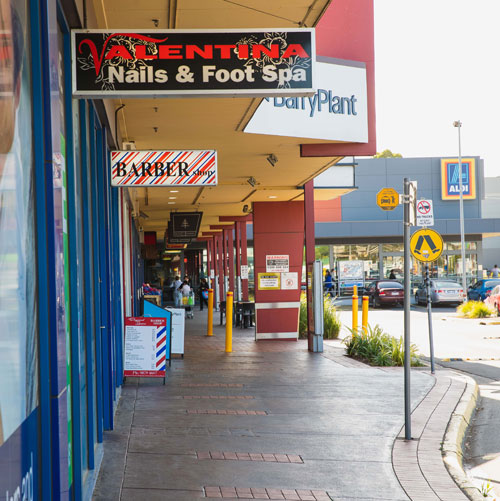 Ringwood Square Shopping Centre Space